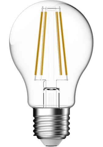 Nordlux LED-Leuchtmittel »Smartlight«, E27, 3 St., Farbwechsler, Smart Home Steuerbar, Lichtstärke, Lichtfarbe, mit Wifi oder Bluetooth kaufen