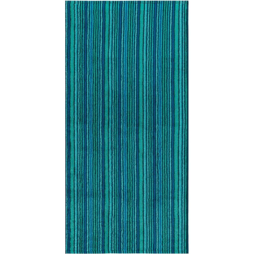 Egeria Handtücher »Combi Stripes«, (2 St.), mit feinen Streifen