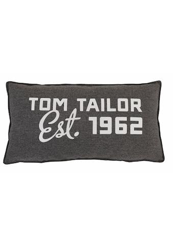 TOM TAILOR Sofakissen »Lazy«, Nierenkissen kaufen