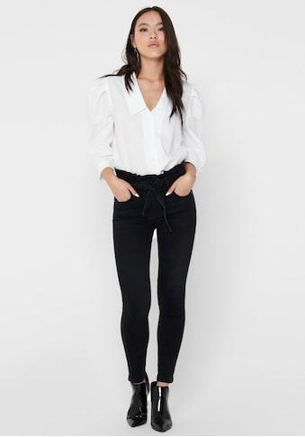 Only High - waist - Jeans »ONLHUSH LIFE« kaufen