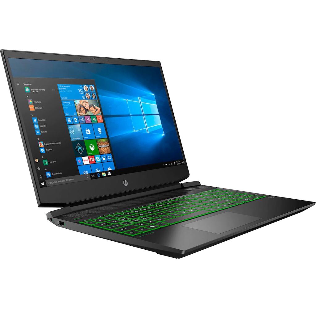 HP Pavilion - 15-ec1234ng Notebook (39,6 cm / 15,6 Zoll, AMD,Ryzen 5, - GB HDD, 512 GB SSD)
