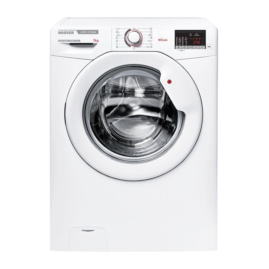 Hoover Waschmaschine »HSX4 1272D3/1-S«, HSX4 1272D3/1-S