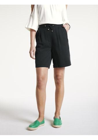 LINEA TESINI by Heine Shorts, mit Bindeband kaufen