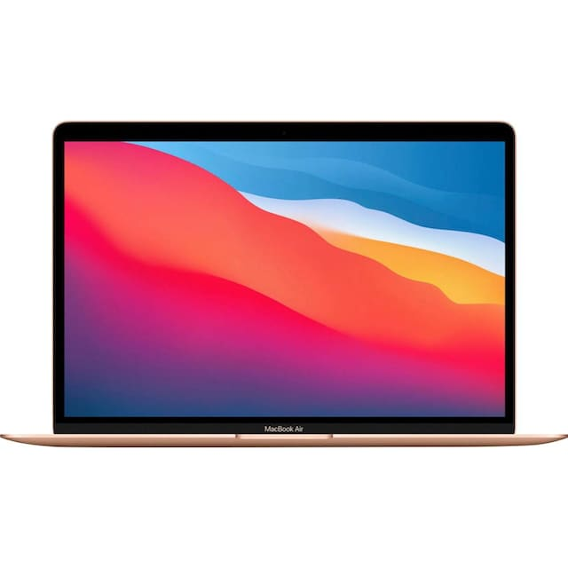 "Apple Notebook »MacBook Air (2020), 13,3"", mit Apple M1 Chip, Retina Display, 8 GB RAM«, (33,78 cm/13,3 ""  \r\n 256 GB SSD)"