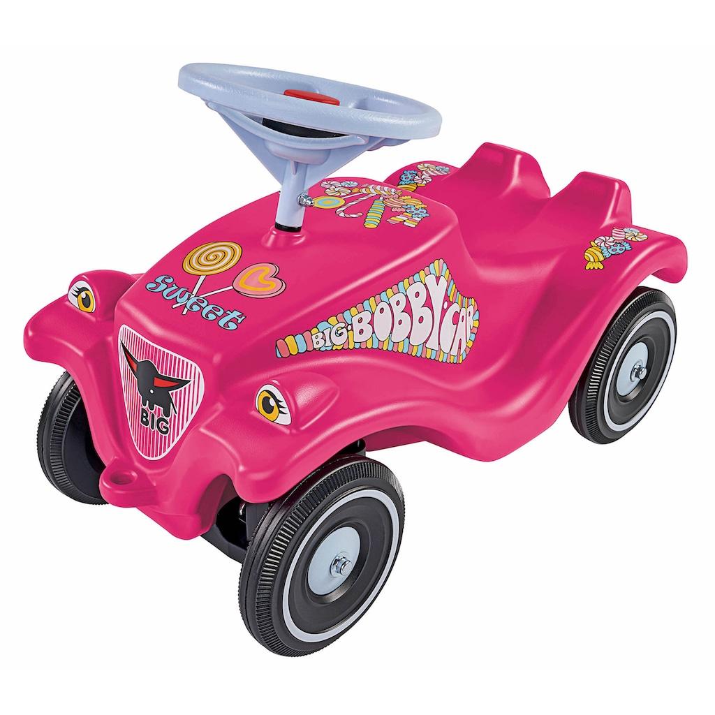 BIG Rutscherauto »BIG-Bobby-Car-Classic Candy«, Made in Germany