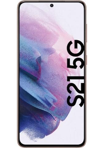 """Samsung Smartphone »Galaxy S21 5G«, (15,84 cm/6,2 """", 256 GB Speicherplatz, 12 MP... kaufen"""