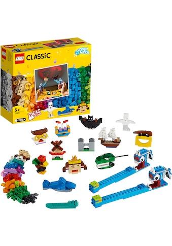 """LEGO® Konstruktionsspielsteine """"Schattentheater (11009), LEGO® Classic"""", Kunststoff, (441 - tlg.) kaufen"""