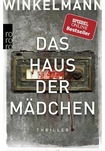 Buch »Das Haus der Mädchen / Andreas Winkelmann« kaufen