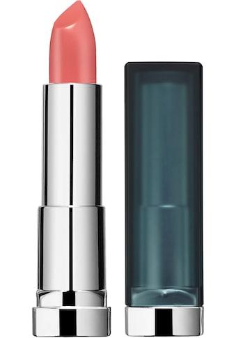 MAYBELLINE NEW YORK Lippenstift »Color Sensational Mattes Nudes« kaufen