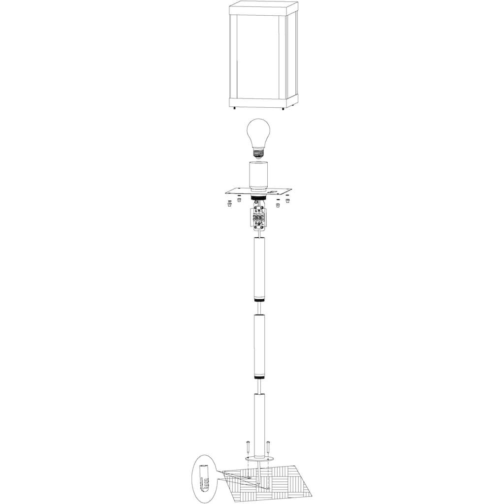 EGLO Außen-Stehlampe »ALAMONTE 1«, E27