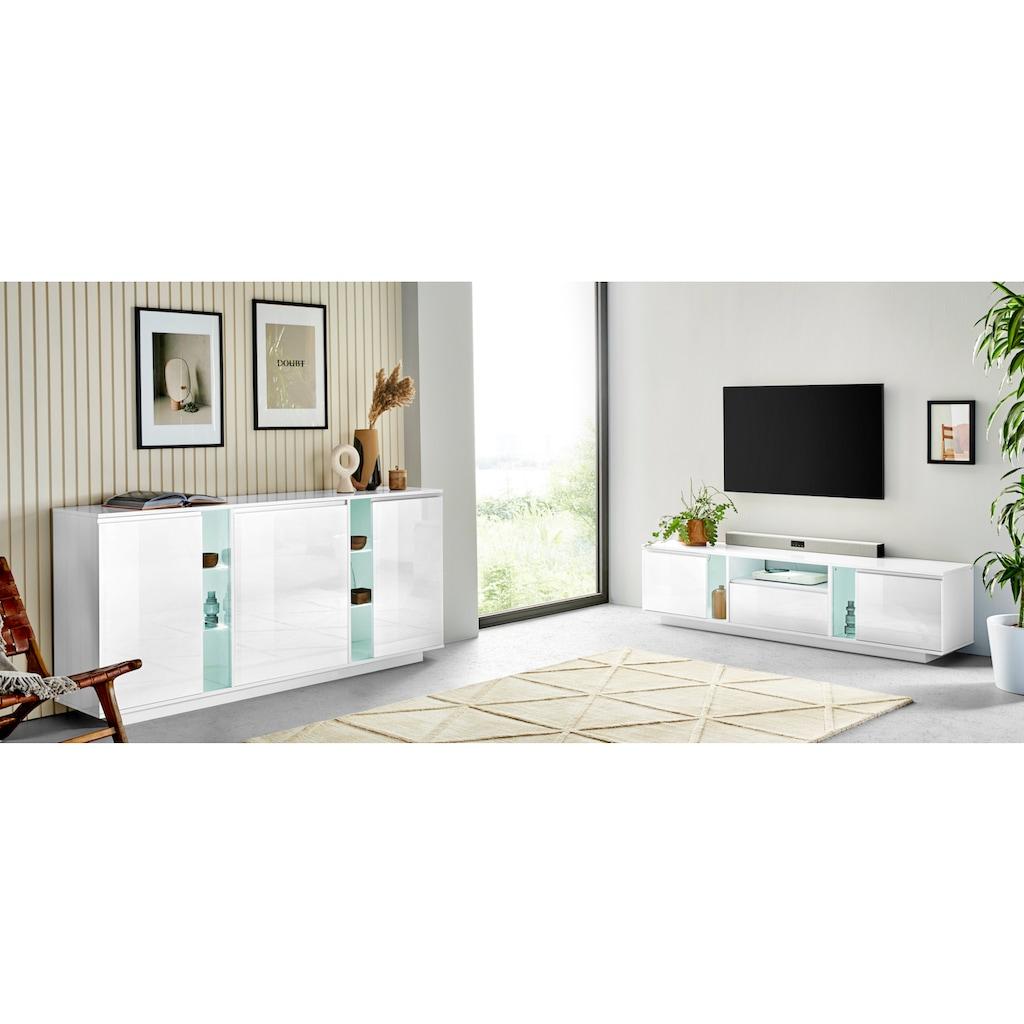 Tecnos TV-Board »Elegant«, Breite ca. 180 cm