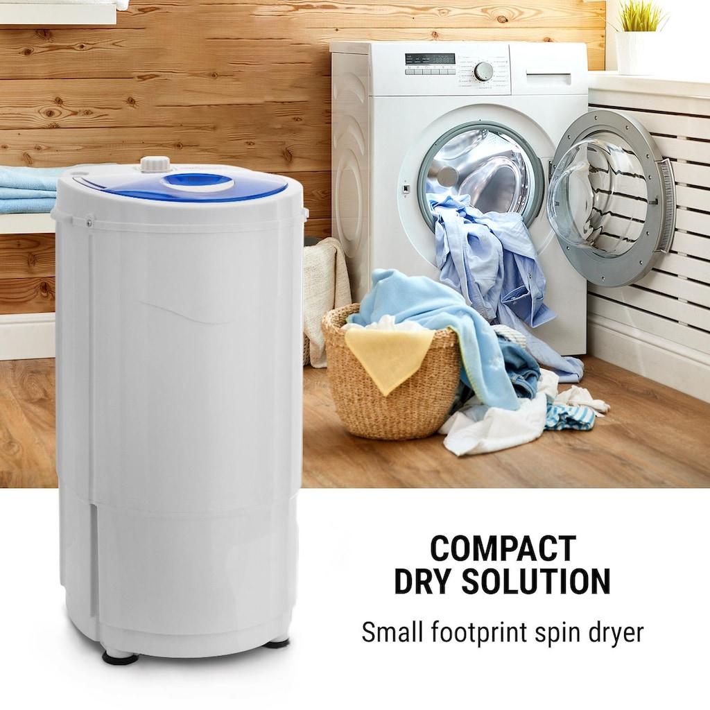ONECONCEPT Wäscheschleuder 45W 1,5kg Timer weiß
