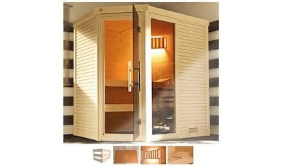weka Sauna »Cubilis«, ohne Ofen, inkl. Aufbauservice kaufen