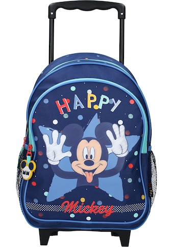 "Vadobag Kinderkoffer ""Mickey Mouse Happiness"", 2 Rollen kaufen"