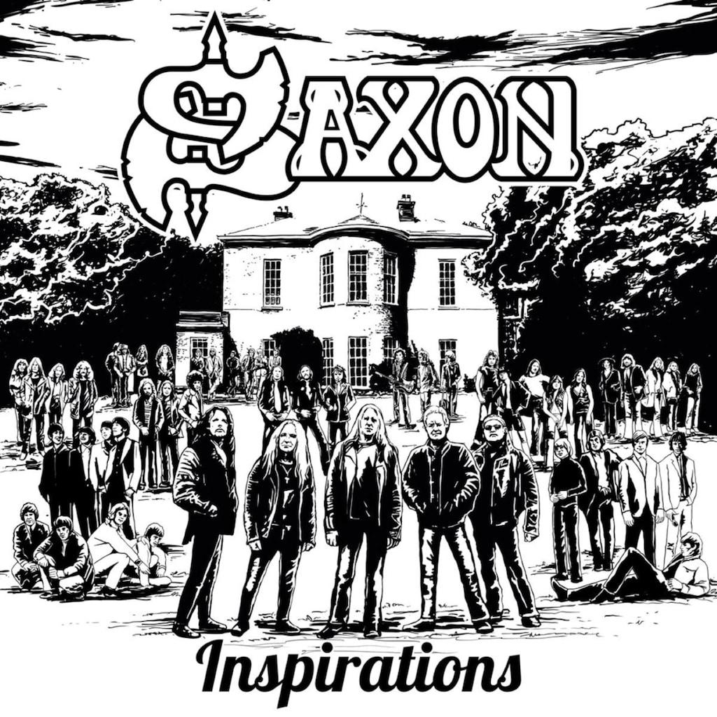 Vinyl »Inspirations / Saxon«