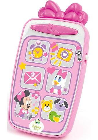"""Clementoni® Spieltelefon """"Disney Baby Minnie Smartphone"""" kaufen"""
