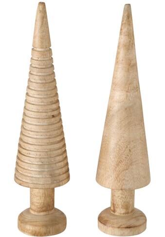 BOLTZE Dekobaum »Noares«, aus Holz, Höhe ca. 30 cm kaufen