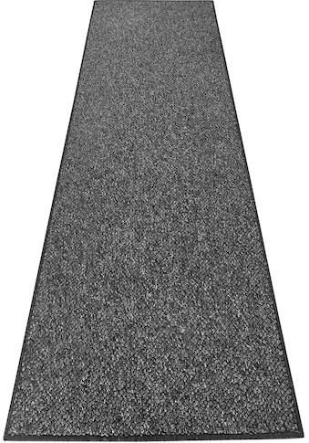 BT Carpet Läufer »Wolly 2«, rechteckig, 12 mm Höhe, Woll-Optik, Hoch-Tief-Effekt kaufen