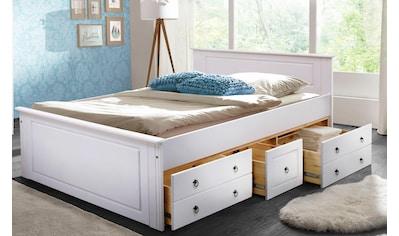 einzelbett mit stauraum, praktisches bett mit stauraum online kaufen | universal.at, Design ideen