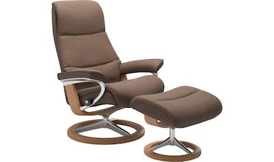 Stressless® Relaxsessel »View«, mit Signature Base, Größe M,Gestell Eiche kaufen