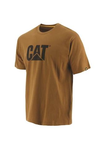 CATERPILLAR T-Shirt »Herren mit Logo« kaufen