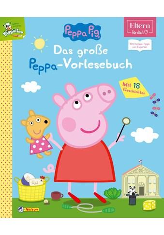 Buch Das große Peppa - Vorlesebuch (ELTERN - Vorlesebuch)/DIVERSE kaufen
