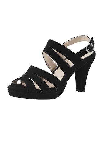 Sandalette im trendigen Design kaufen