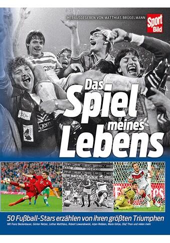 Buch »Das Spiel meines Lebens / Matthias Brügelmann« kaufen