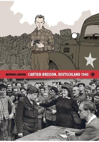 Buch »Cartier-Bresson, Deutschland 1945 / Jean-David Morvan, Sylvain Savoia« kaufen