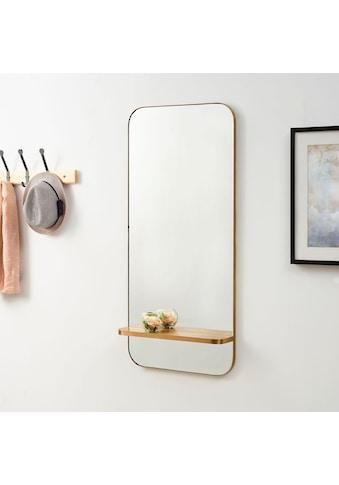 COUCH♥ Spiegel »Me«, Spiegel mit Regal, COUCH Lieblingsstücke kaufen