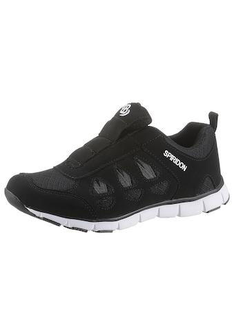 BRÜTTING Slip-On Sneaker »Spiridon Fit Slip On«, zum Schlupfen mit Gummzügen kaufen