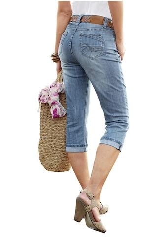 Aniston CASUAL Caprijeans kaufen