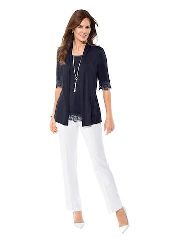 Lady Shirt in beliebter 2 - in1 Optik kaufen