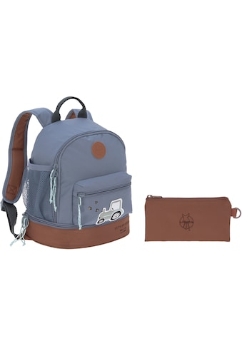 LÄSSIG Kinderrucksack »Adventure, Tractor, Mini Backpack«, Floureszierende Flächen,... kaufen