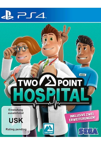 Two Point Hospital PlayStation 4 kaufen