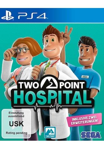 Sega Spiel »Two Point Hospital«, PlayStation 4 kaufen