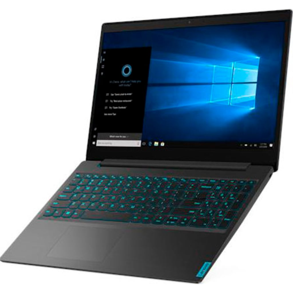 Lenovo L340-15IRH 81LK00W2GE Gaming-Notebook (39,62 cm / 15,6 Zoll, Intel, 1000 GB SSD)