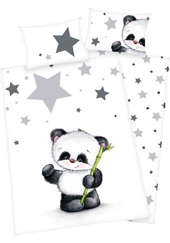 Babybettwäsche »Panda«, Baby Best kaufen