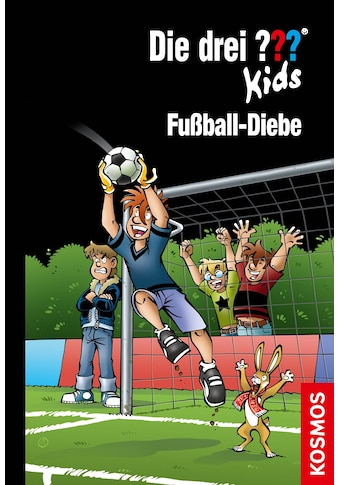 Buch »Die drei ??? Kids, 83, Fußball-Diebe / Boris Pfeiffer, Jan Saße, Udo Smialkowski« kaufen