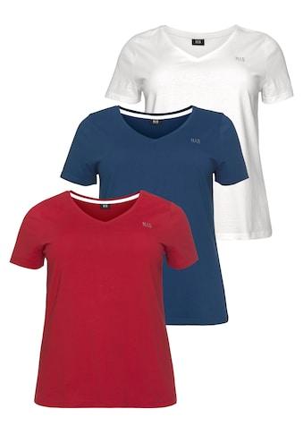 H.I.S T - Shirt (Spar - Set, 3er - Pack) kaufen
