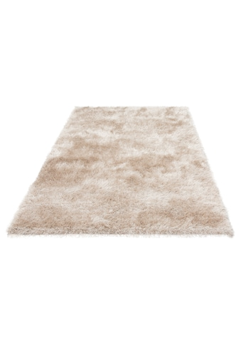 merinos Hochflor-Teppich »Glossy 411«, rechteckig, 70 mm Höhe, Besonders weich durch... kaufen