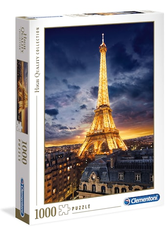 Clementoni® Puzzle »High Quality Collection - Eiffelturm«, Made in Europe kaufen