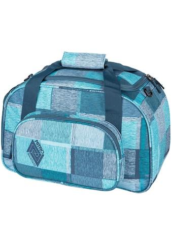 NITRO Sporttasche »Duffle Bag XS Zebra Ice« kaufen