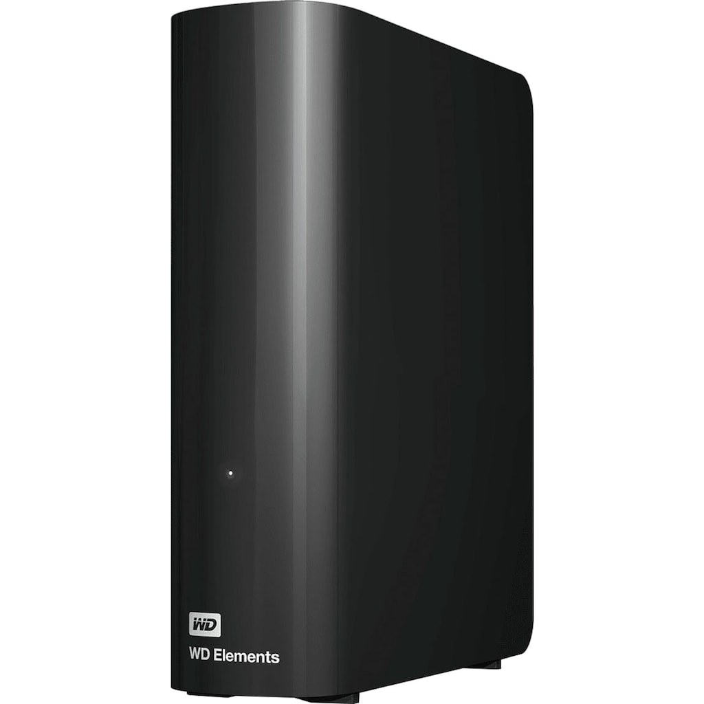 """WD externe HDD-Festplatte »Elements«, 3,5 """""""