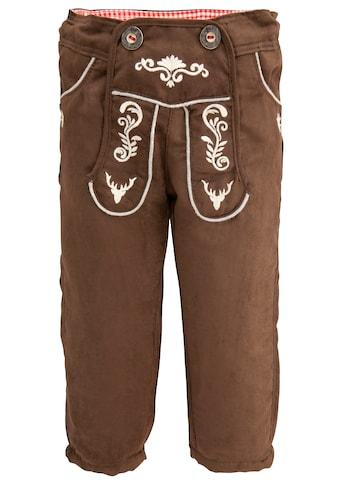 BONDI Trachtenhose, Knöpfe in Hornoptik kaufen