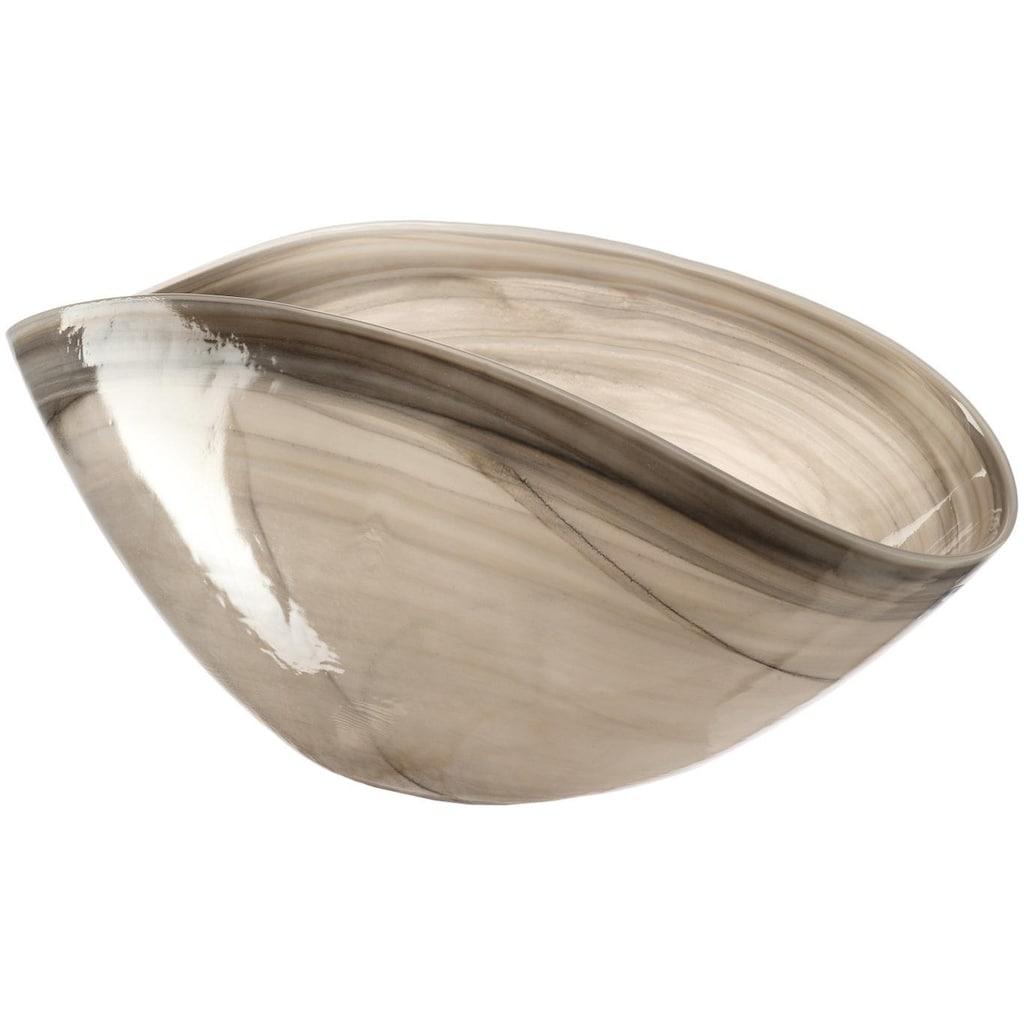 LEONARDO Schale »Alabastro«, handgemacht, jedes Stück ein Unikat
