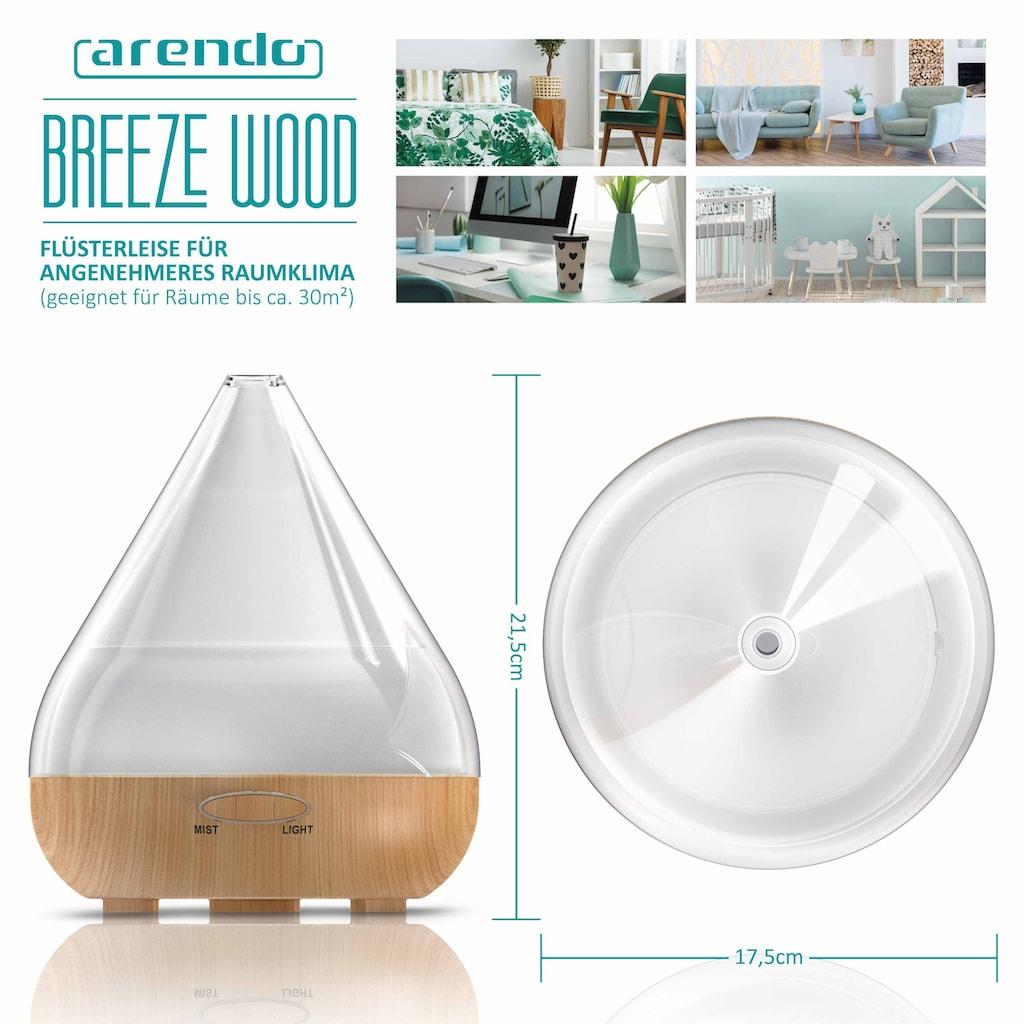 Arendo Aroma Diffuser mit LED Farbwechsel