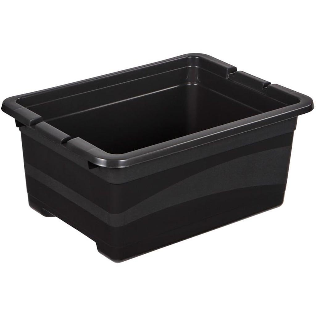 keeeper Transportbehälter »eckhart«, (Set), je 12 Liter