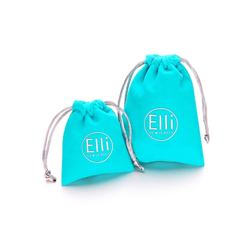 Elli Silberring »06400201«, mit Zirkonia