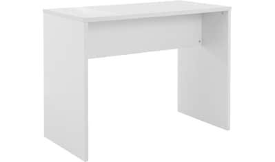 INOSIGN Bartisch »Anoush«, mit einer folierten Tischplatte weiß hochglänzend,... kaufen